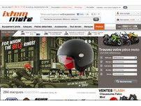 Ixtem moto : accessoires moto et équipement du motard.