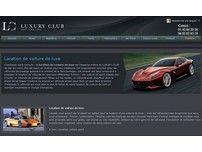 Location de voiture de luxe et de sports.