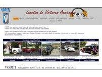 Voditi : voitures anciennes à la location.