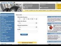 Pneus-Moto.fr : pneus pour routières, enduros, choppers...