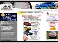 ACR Renault, voitures d'occasions des collaborateurs Renault.