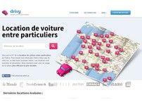 Drivy : leader de la location de voiture entre particuliers.