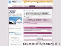 Assurances voiture : comparateur
