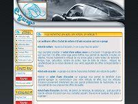 Annonces automobile de voitures neuves ou d'occasion.