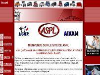 ASPL : vente, location, réparation de voitures sans permis.