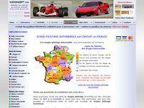 Stage pilotage automobile